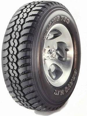 MT-753 Bravo Series Tires