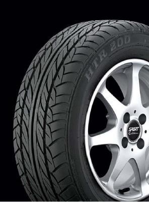 HTR 200 Tires